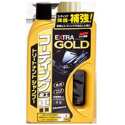 SHAMPOO EXTRA GOLD